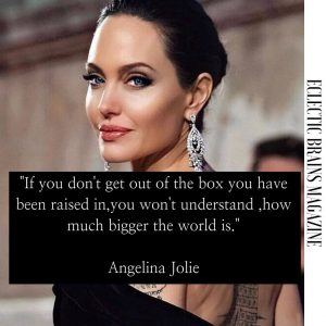 Angelina Jolie-Quote