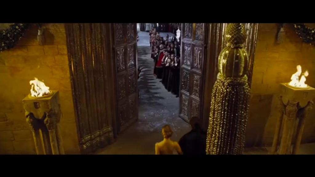 Couples Entering Ball Dance - Harry Potter