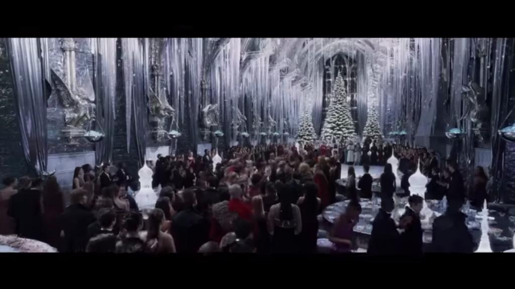 BallRoom Dance in Hogwarts - Harry Potter