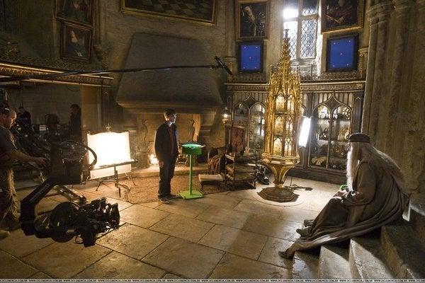 Behind the Scenes - Harry Potter