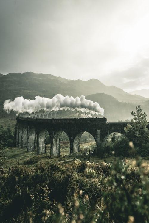 Train - Harry Potter