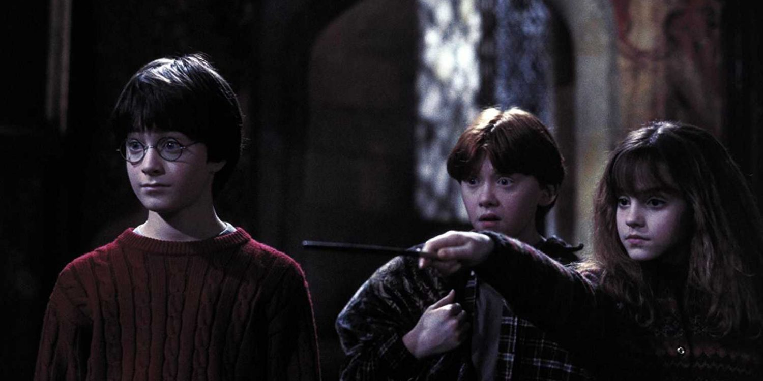 Harry Rom Hermoine - Harry Potter