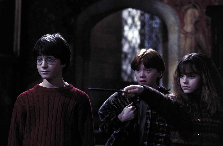 Harry Rom Hermoine - Harry Potter