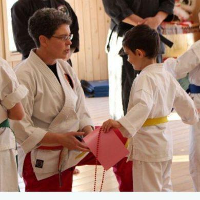 Martial Arts Lisa Magiera
