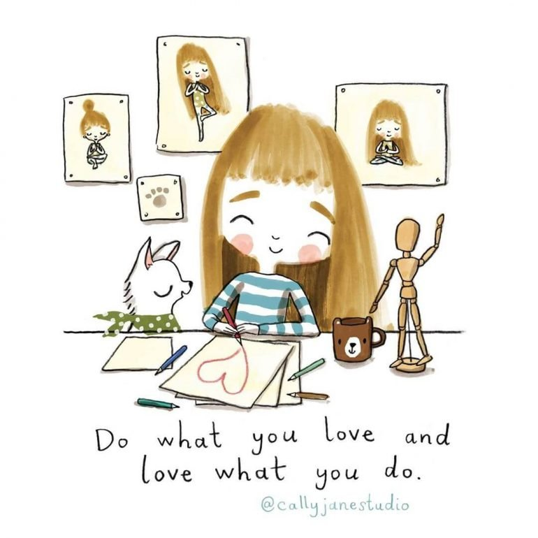 Do What You Love - Cally Johnson-Isaacs