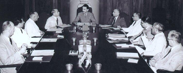 JRD Tata Chairman Conference