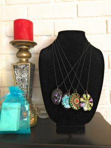 The Pampered Owl Products - Neckpiece Stones