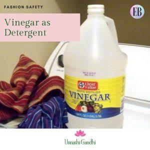 Vinegar - Fashion Safety