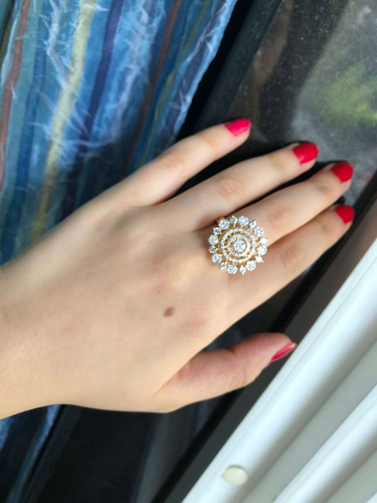 Ring Accessories By Kesar Jewels